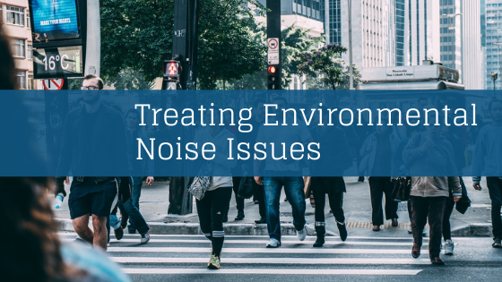 treating environmental noise issues